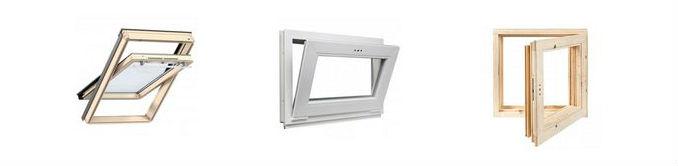 Окна и подоконники в Леруа Мерлен