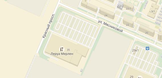 Леруа Мерлен Новосибирск Родники