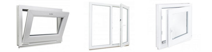 Окна ПВХ в Леруа Мерлен