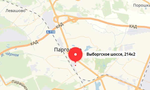 Леруа Мерлен Санкт-Петербург Выборгское шоссе