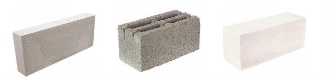 Строительные (газобетонные) блоки в Леруа Мерлен