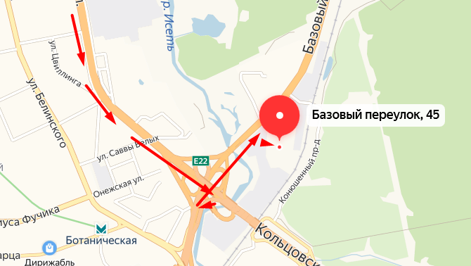 Леруа Мерлен Екатеринбург Базовый как проехать